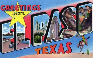El Paso greetings